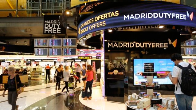 Madrid Duty Free